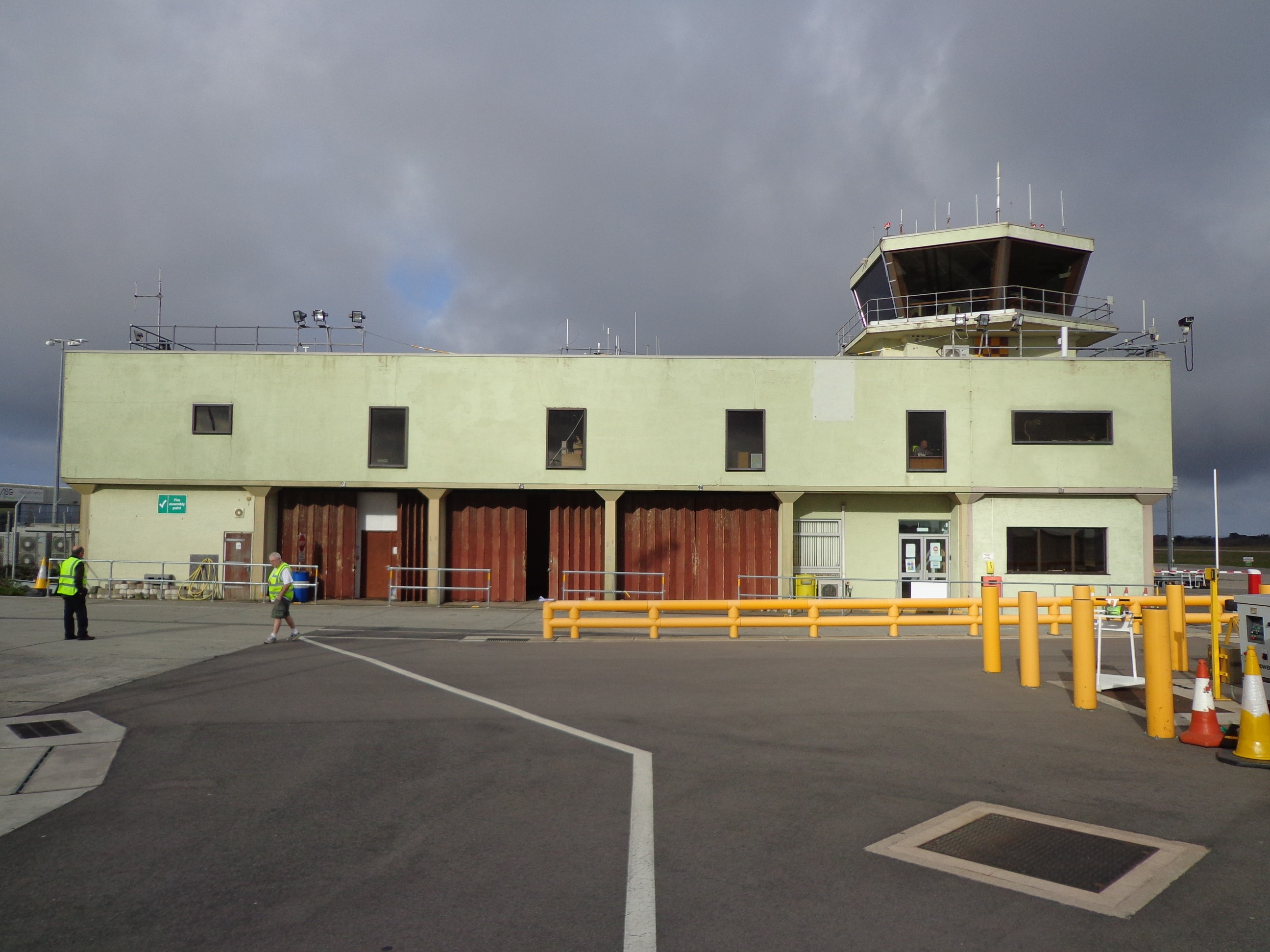 Eastern_Elevation_of _Air_Traffic_Control_Tower