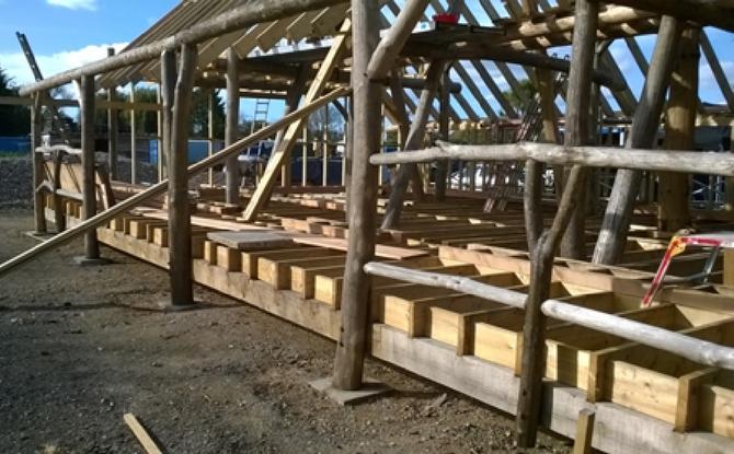 Archibald Shaw Greenacres foundations